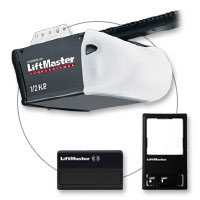 1/2 HP Chain Driven Garage Door Opener